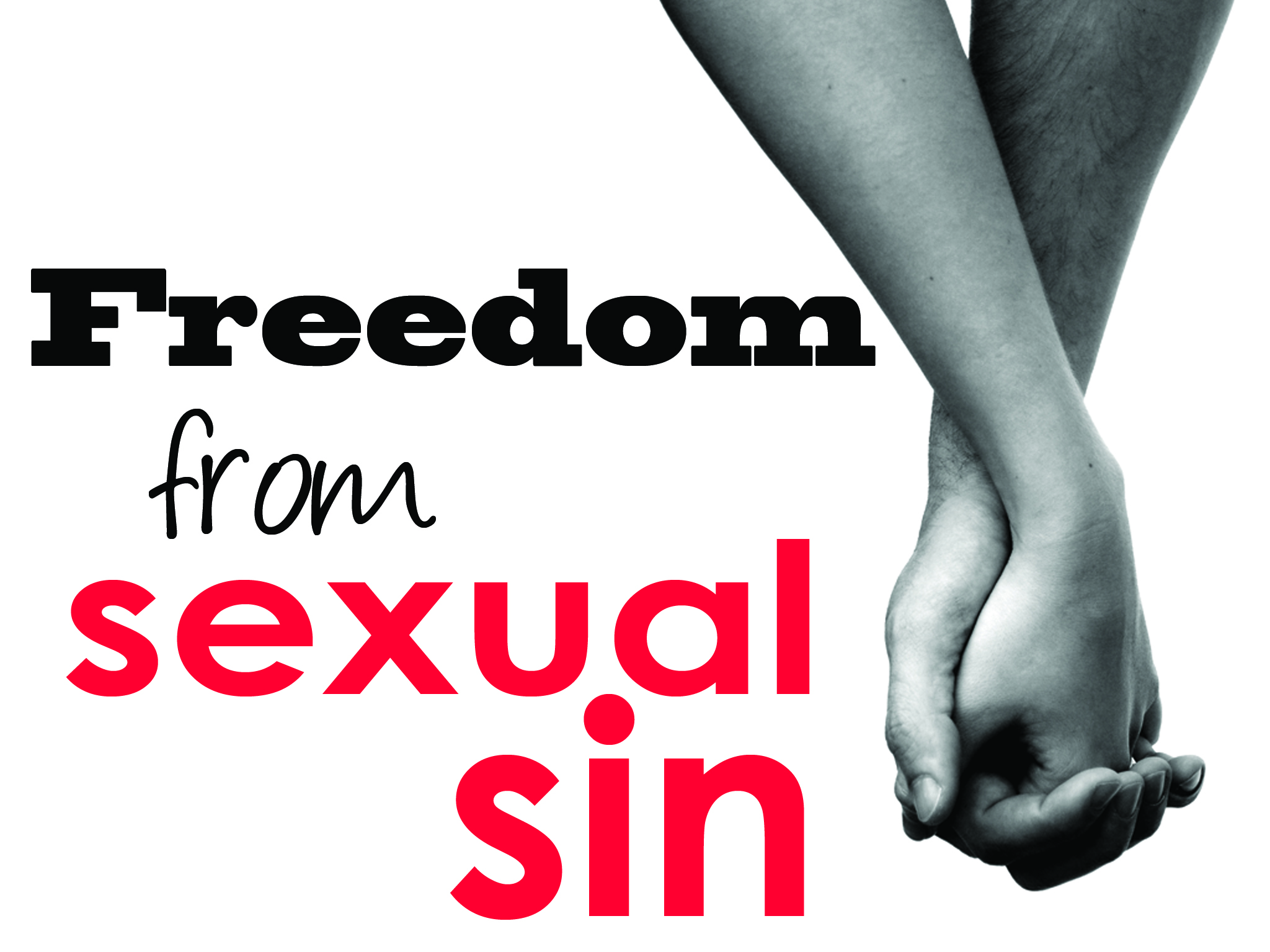 freedom from sex