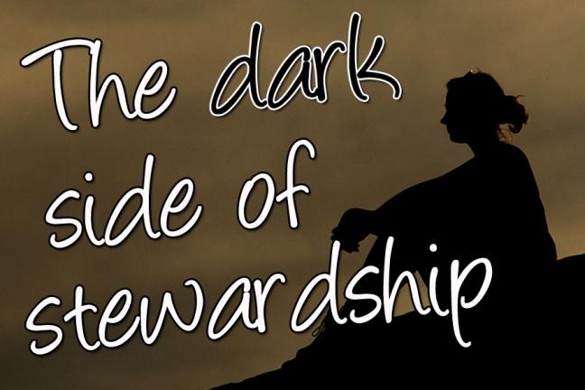 The Dark Side of Stewardship