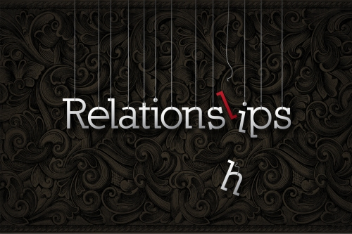 Relationslips sermon series