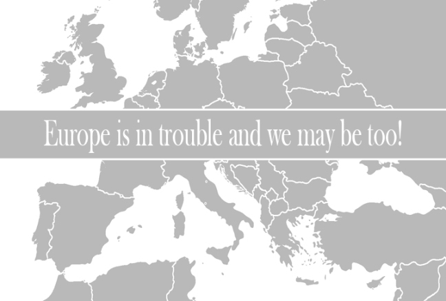 Eurpoeintrouble