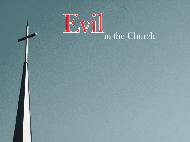 evilinthechurch