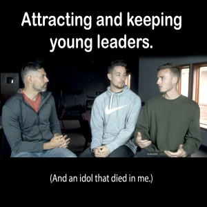 Attracting and keeping young leaders (1)
